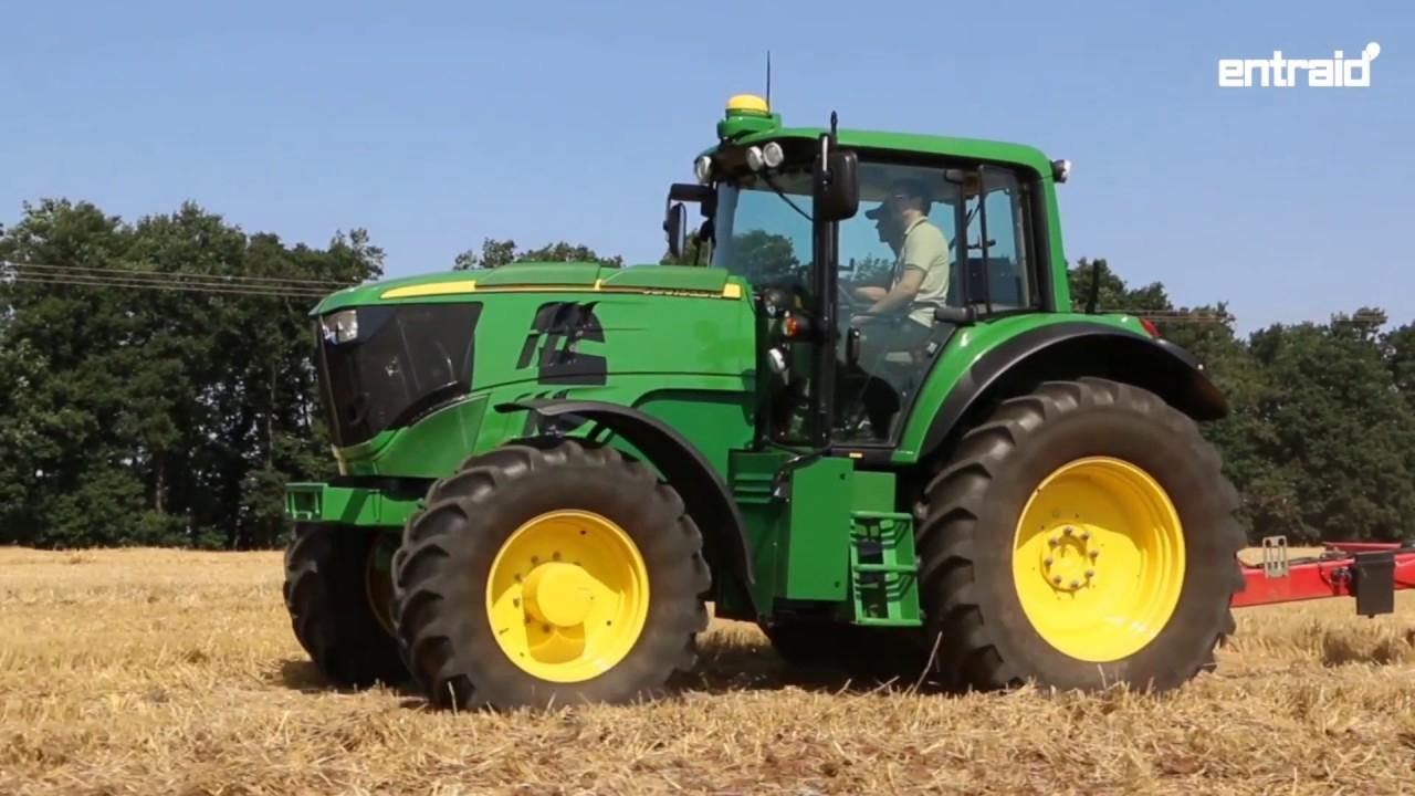 John Deere Électrique, Essai Du Tracteur - Test Drive Sesam encequiconcerne Dessin Animé De Tracteur John Deere