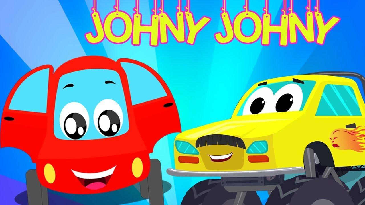 Johny Johny Oui Papa | Comptine | Chansons Pour Enfants | Comptines Pour  Enfants | Kids Rhymes intérieur Mot Pour Enfant