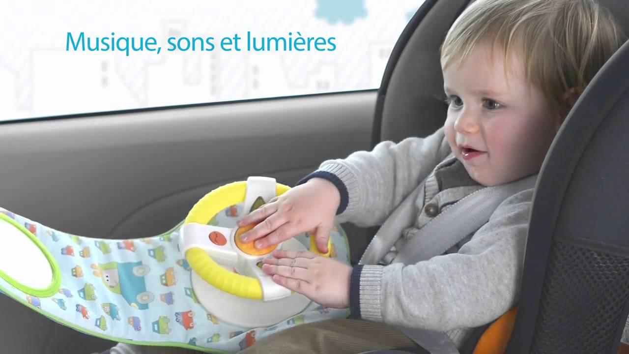 Jouet De Voyage Volant De Voiture Musical De Taf Toys destiné Jouet Pour Voiture Bébé