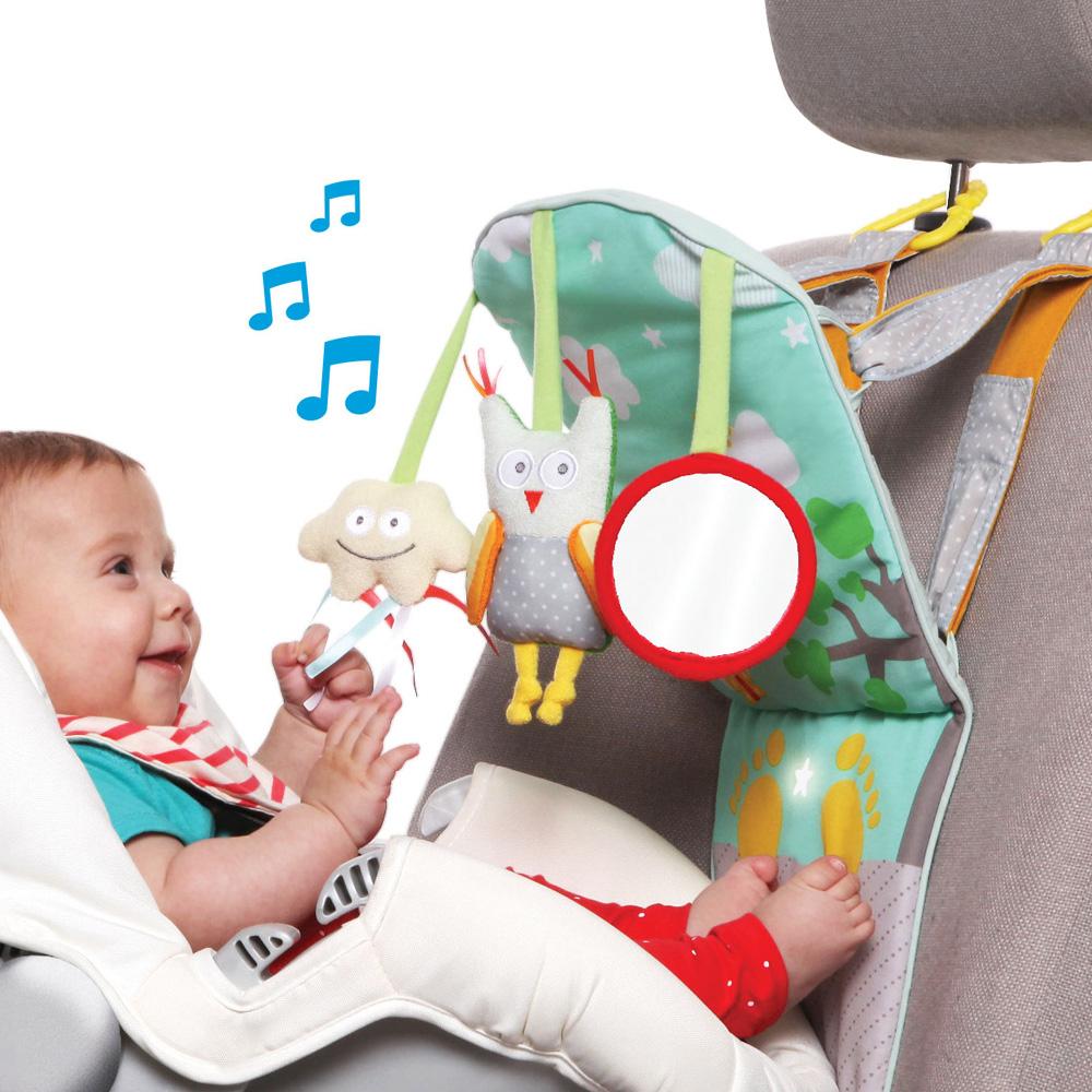 Jouets De Voyage Bébé Tableau De Voiture Play And Kick intérieur Jouet Pour Voiture Bébé