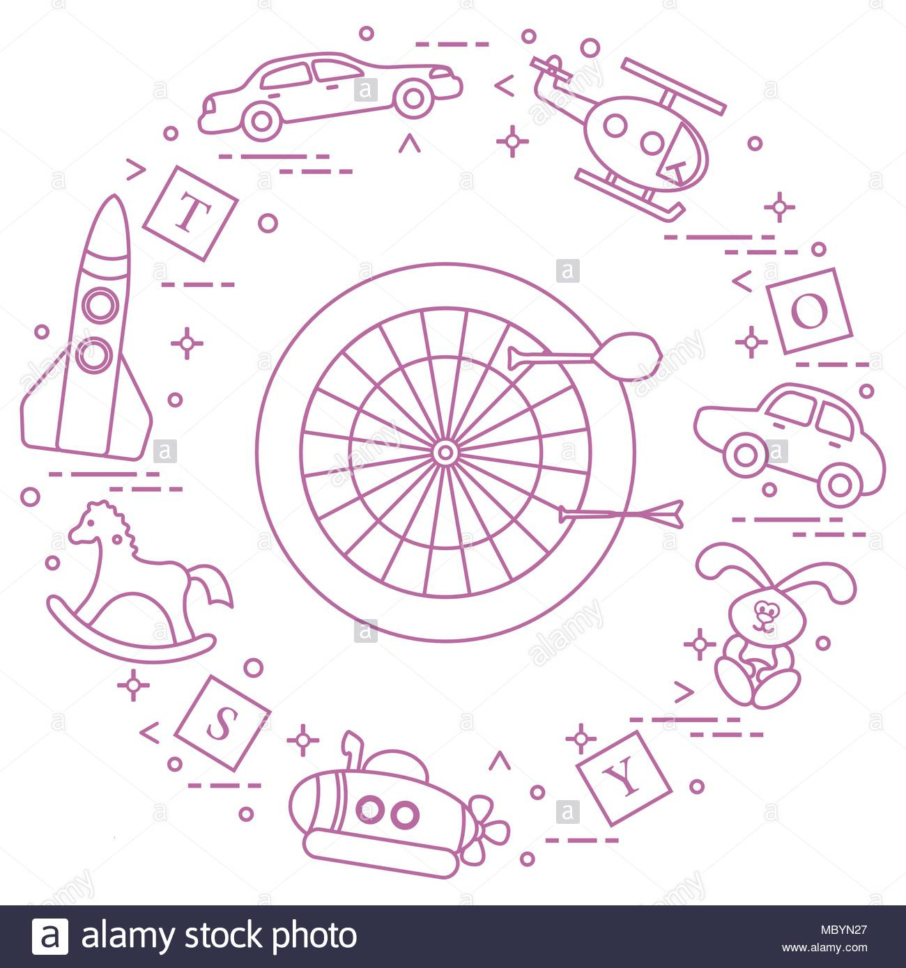 Jouets : Fléchettes, Hélicoptère, Pâtés, Lapin, Bathyscaphe encequiconcerne Fusée À Imprimer