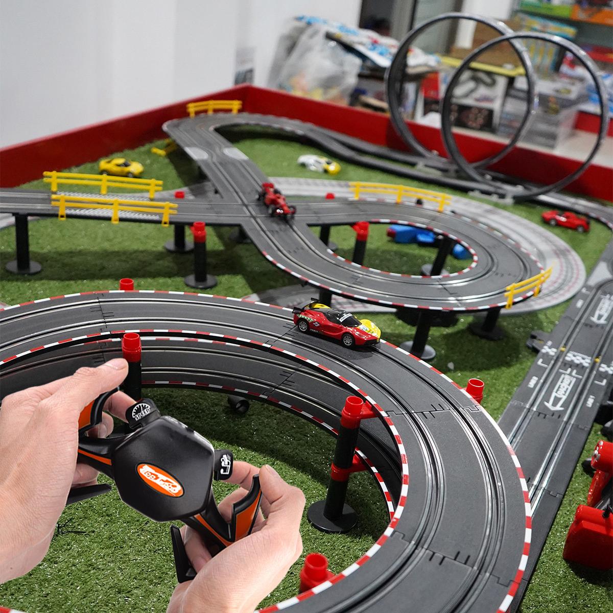 Jouets Pour Enfants Garçon Rail Voiture 3-6 Ans 4 Garçons 5 pour Jouet Garçon 10 Ans
