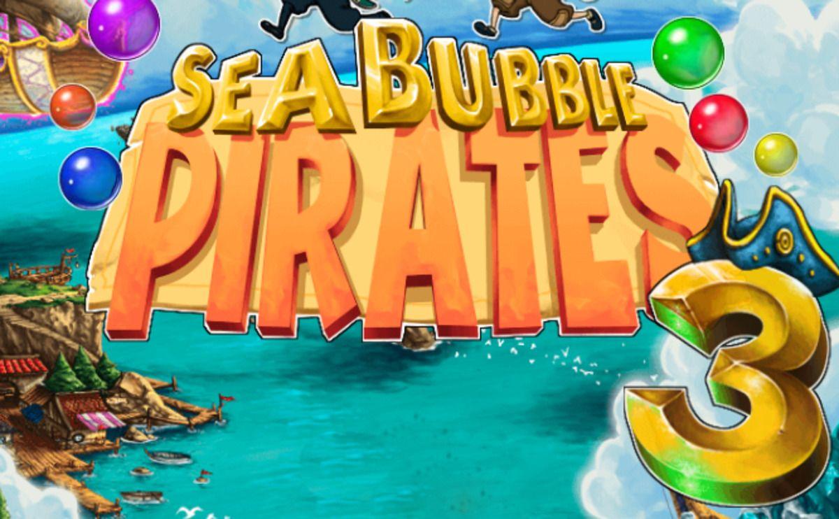 Jouez Gratuitement À Sea Bubble Pirates 3 En Plein Écran à Jeux De Bulles Gratuit