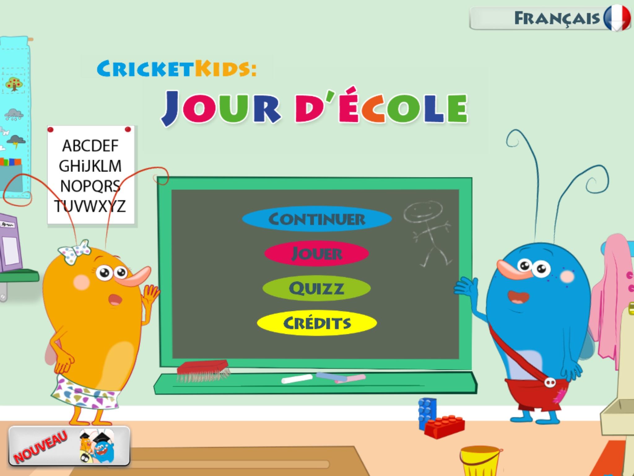 Jour D'école - Petitsgeeks.fr dedans Quizz Pour Maternelle