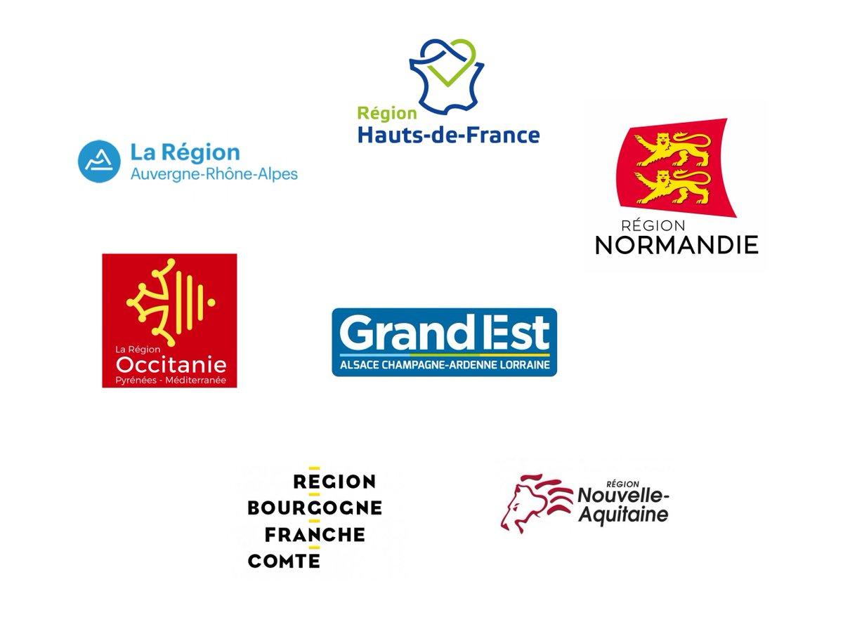 """Julie Boulanger On Twitter: """"nouvelles Régions, Nouveaux dedans Combien De Region En France 2017"""