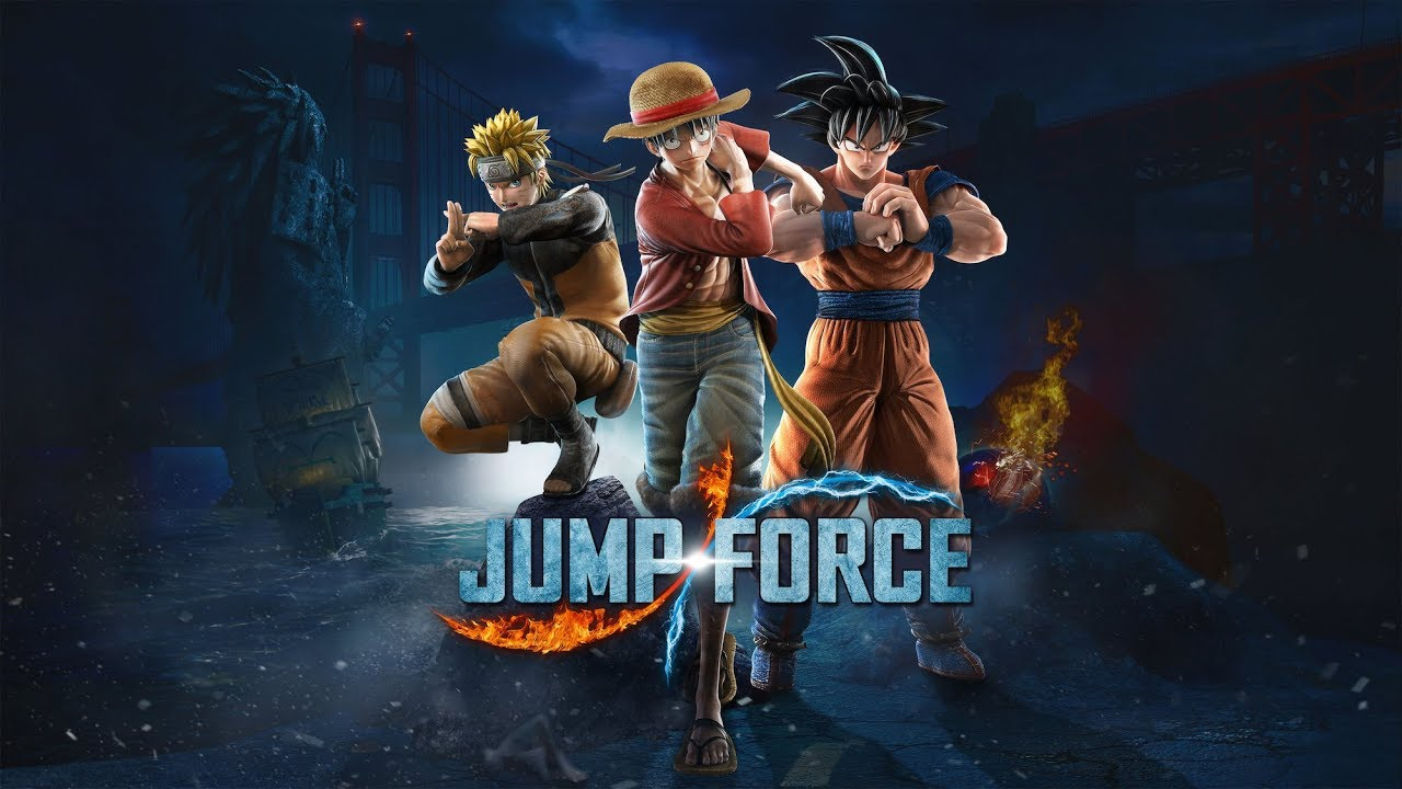 Jump Force - Multiplayer Livestream | Ps4, X1, Pc à Jeu Force 4
