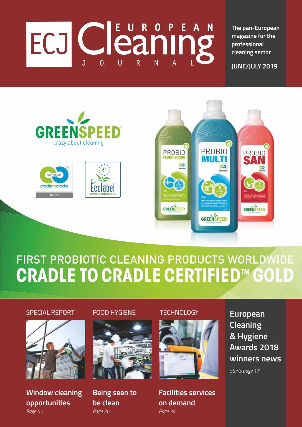 June/july 2019 By European Cleaning Journal - Issuu serapportantà Chercher Les Differences
