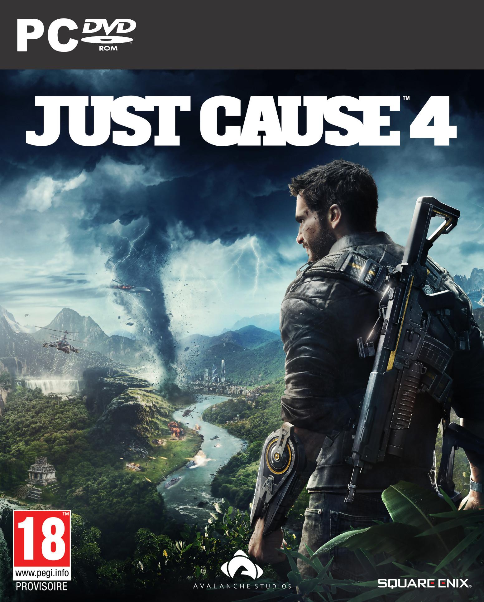 Just Cause 4 : On Y A Joué 3H, Comme Un Sentiment De Déjà-Vu concernant Jeux De Catastrophe Naturel Gratuit