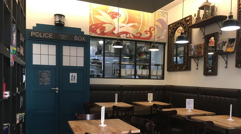 K Fée Des Jeux • Café-Jeux & Restaurant À Grenoble avec Jeux Ludique En Ligne
