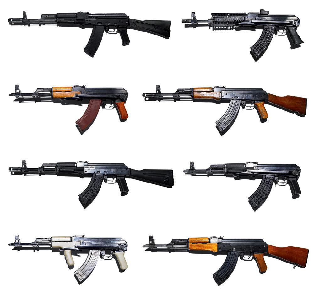 Kalachnikov Privatisée: 6 Anecdotes Sur Cette Arme Russe à Comment Dessiner Un Fusil