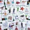 Kidi'mime : Un Jeu De Mimes Et D'action À Imprimer Gratuitement dedans Jeux D Animaux Gratuit