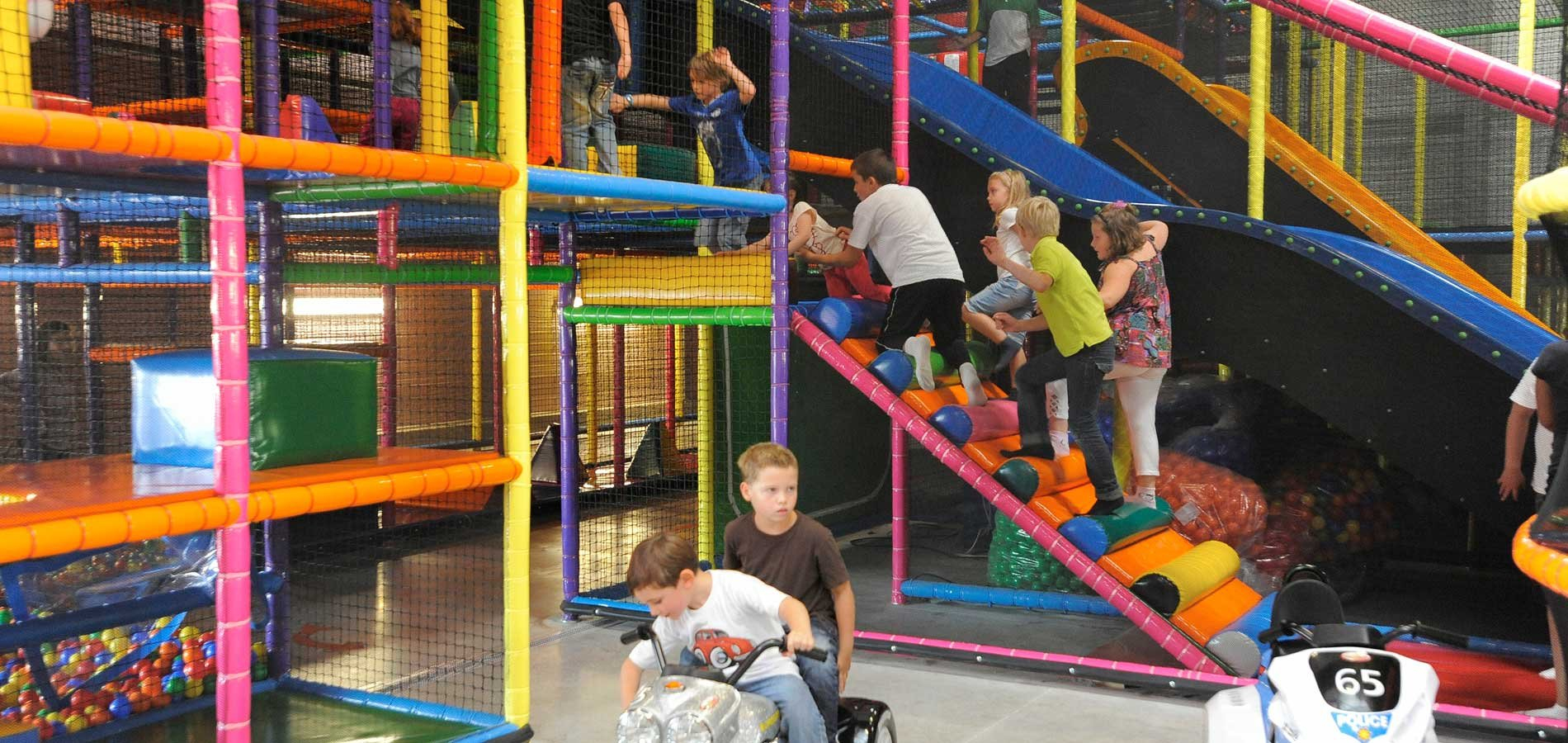Kidoom, Parc De Jeux Pour Enfants À Châlons-En-Champagne dedans Jeux Pour Jeunes Enfants