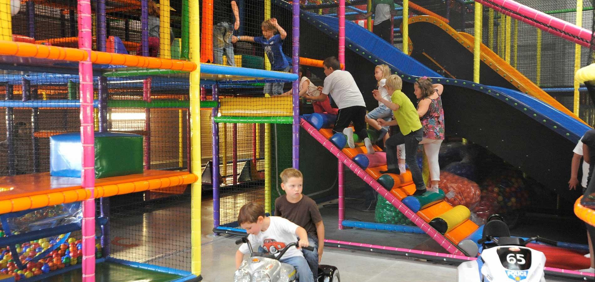 Kidoom, Parc De Jeux Pour Enfants À Saint-Quentin destiné Jeux Pour Petit Enfant