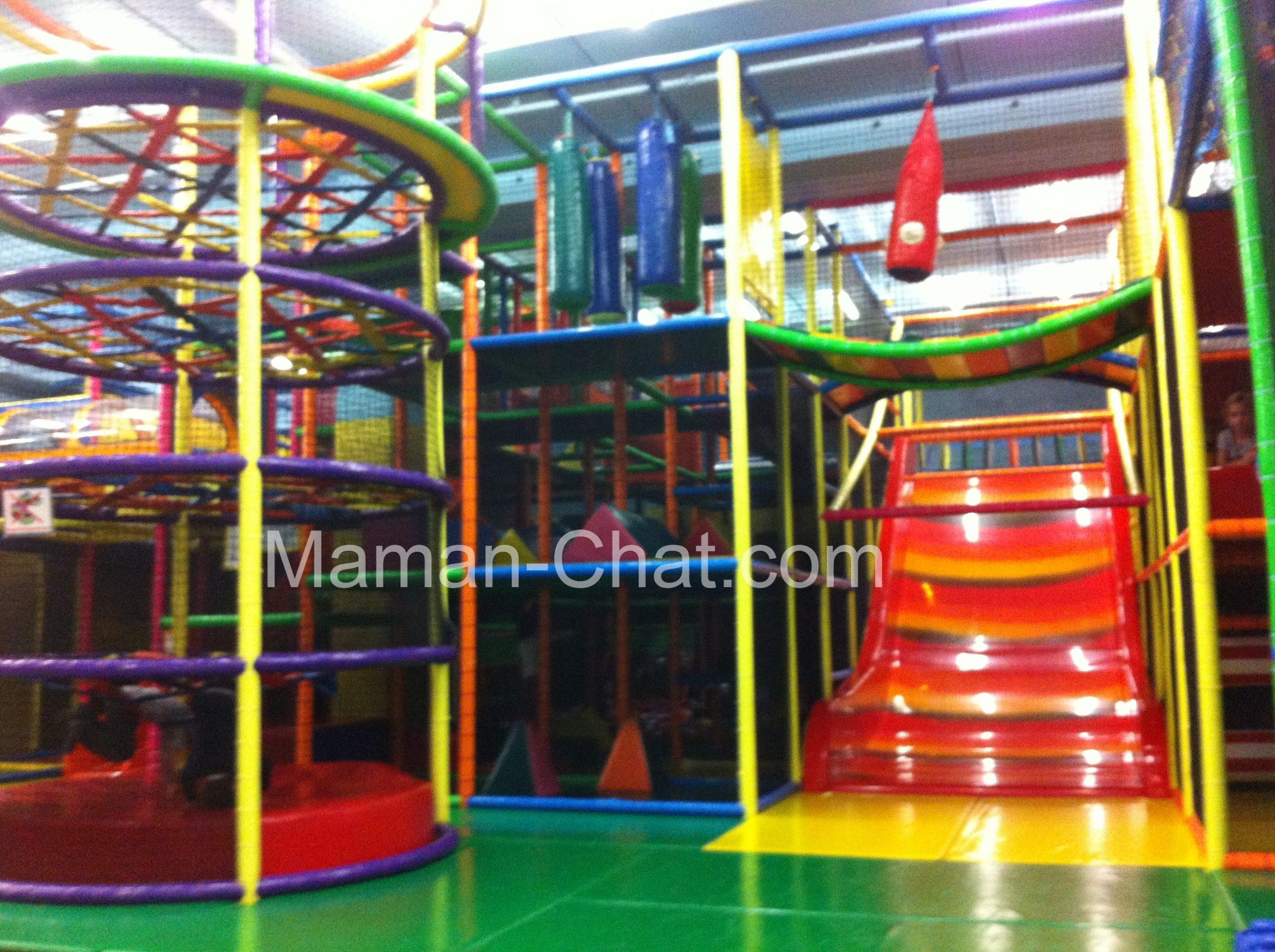 Kid's City - Parc De Jeux Pour Enfant À Nice #35 destiné Jeux Pour Petite Fille