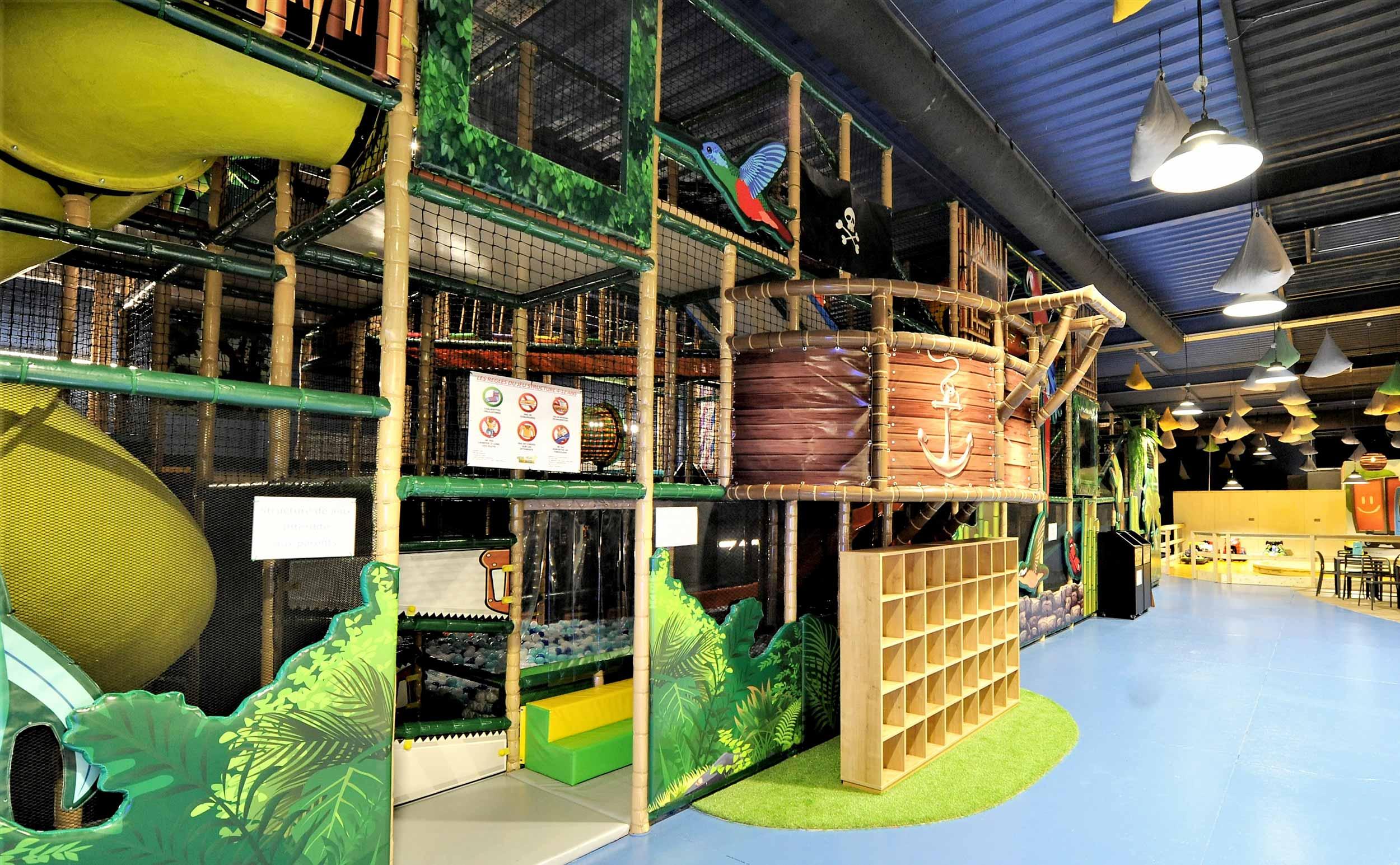 Kids Parc Et Parc Pour Enfants À Mulhouse Wittenheim En Alsace intérieur Jeux Gratuits Pour Enfants De 3 Ans