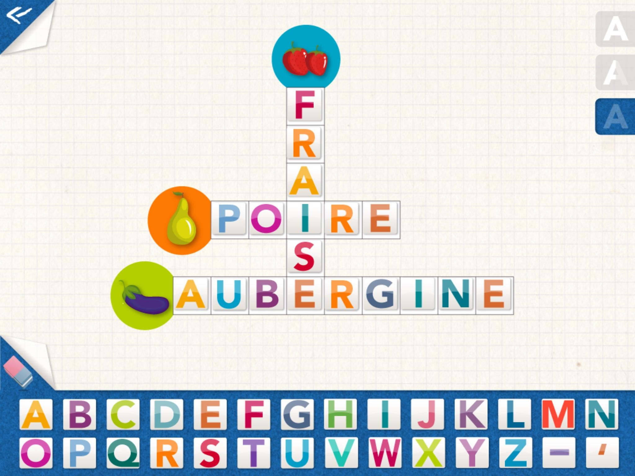 Kidschool : Mes Premiers Mots-Fléchés - Petitsgeeks.fr destiné Mots Fleches Niveau 1