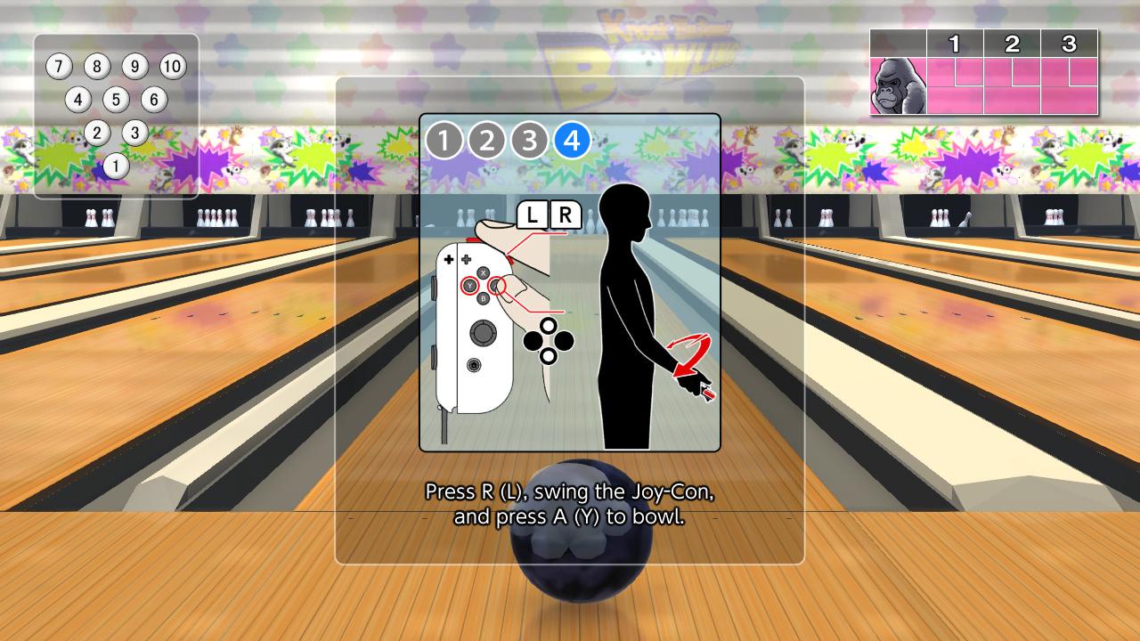Knock 'em Down! Bowling | Jeux À Télécharger Sur Nintendo tout Jeux De Bouligue