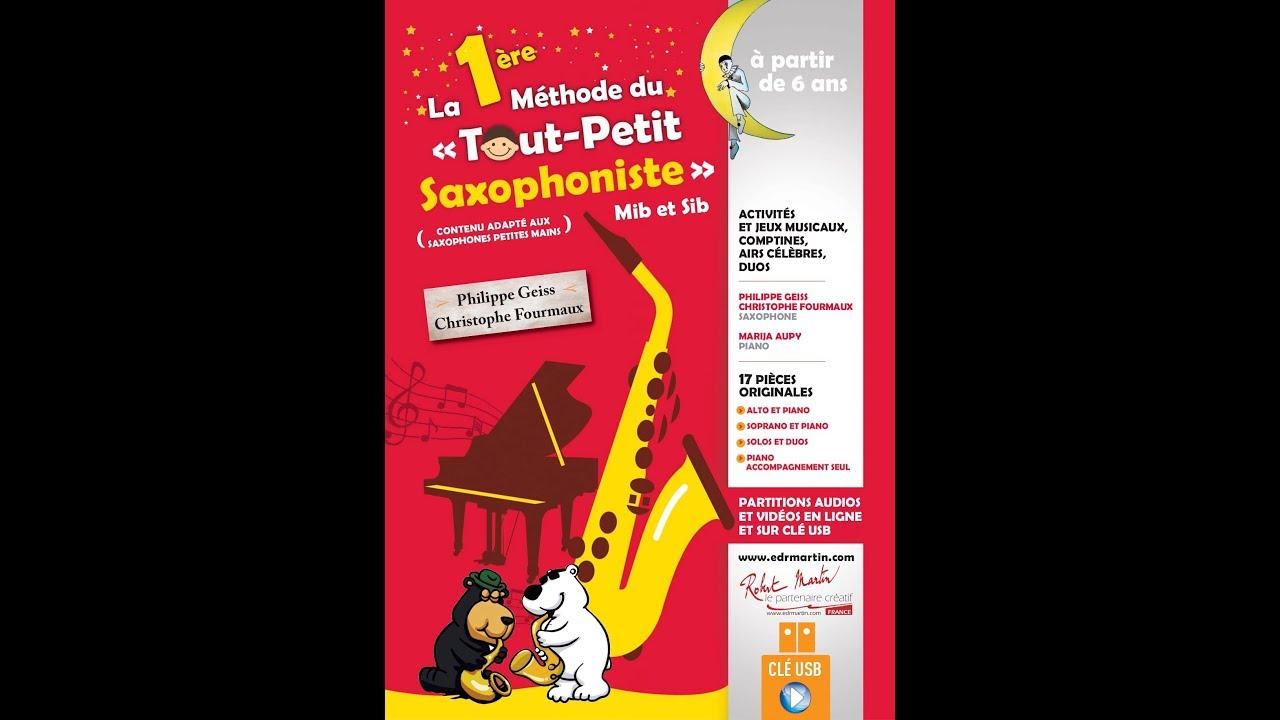 La 1Ère Méthode Du Tout-Petit Saxophoniste tout Jeux En Ligne Tout Petit