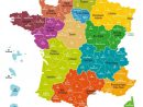 La Carte Définitive Des 13 Régions De France Adoptée À L concernant Carte Vierge Des Régions De France