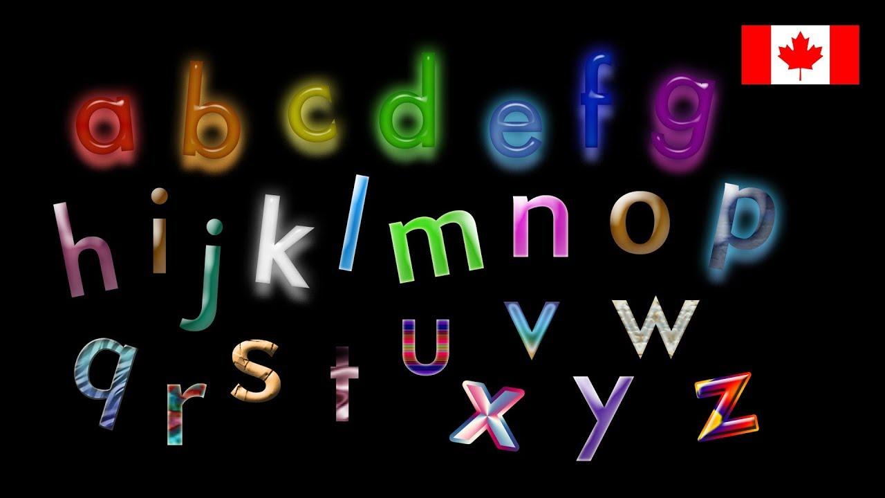 La Chanson De L'alphabet En Majuscules Et Minuscules - The French Abc Song intérieur Alphabet Majuscule Et Minuscule