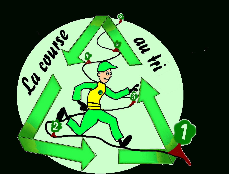 La Course Au Tri | Croq Et Compagnie serapportantà Jeux De Course Pour Enfants