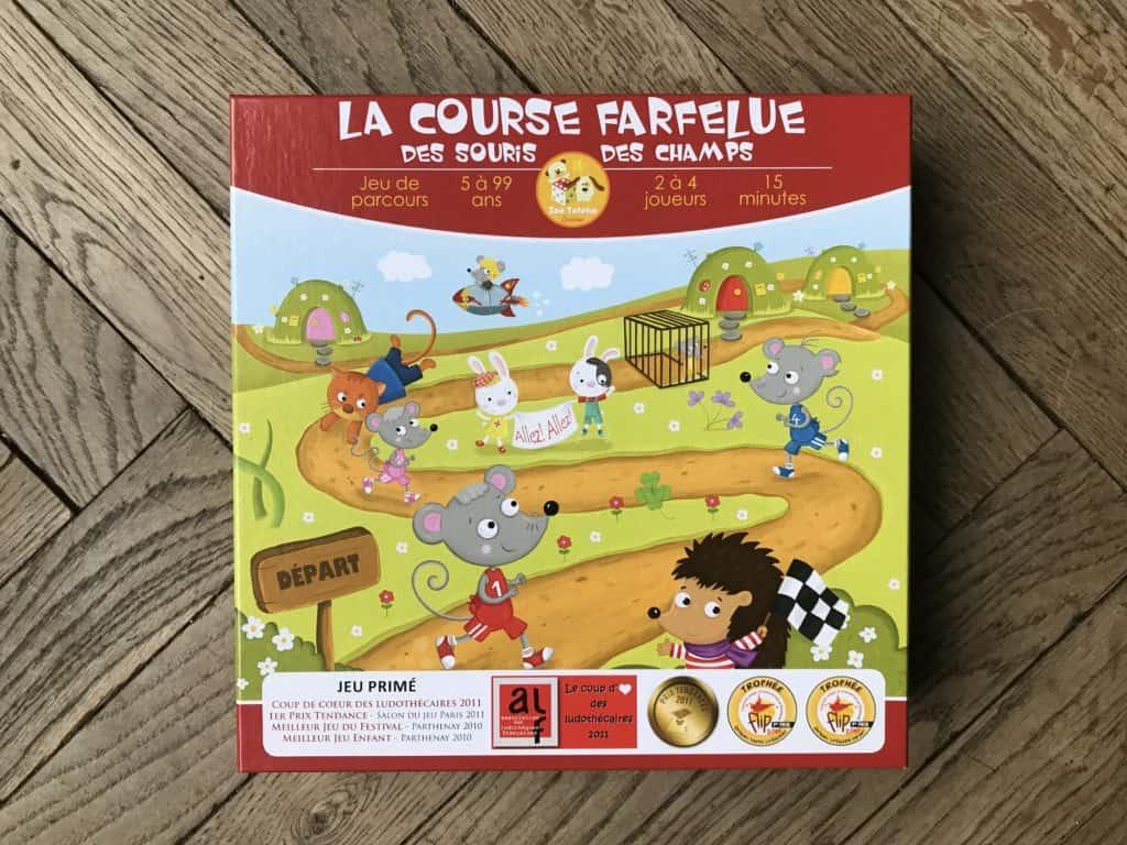 La Course Farfelue Des Souris Des Champs – Zoé Yatéka destiné Jeux Course Enfant