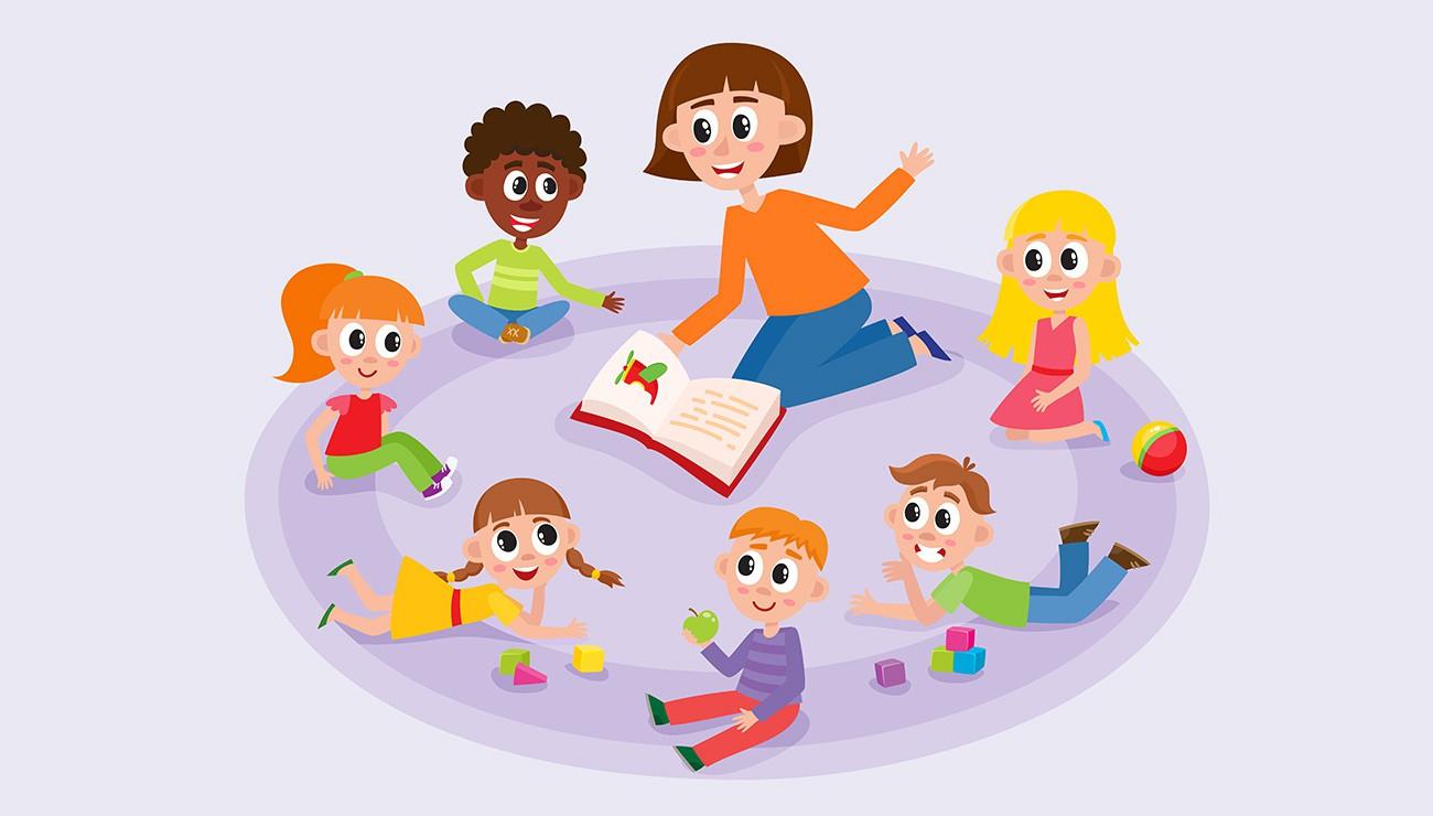 La Crèche Est Bénéfique Aux Enfants | Cerveau & Psycho destiné Creche A Imprimer