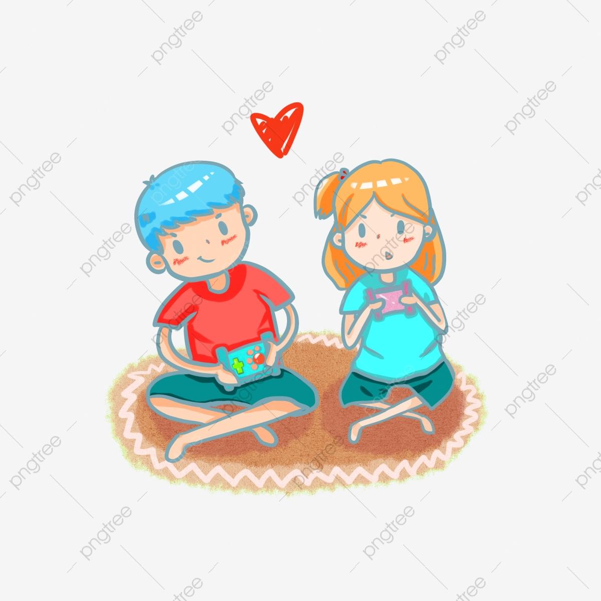 La Datation Jouer À Des Jeux Jeu Garçon, Couple, Le, Jeu pour Jeux Gratuit De Garçon