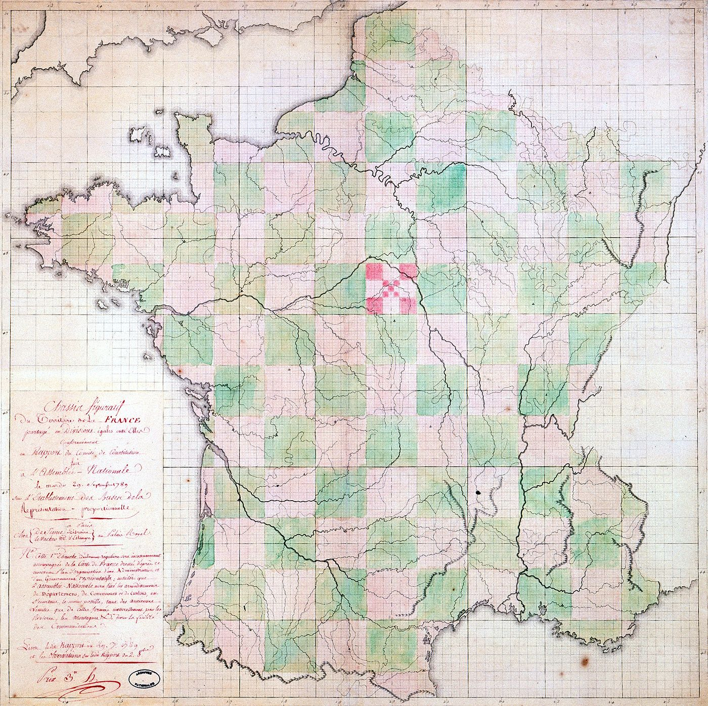La Formation Des Départements | Histoire Et Analyse D'images avec Carte Avec Les Departement