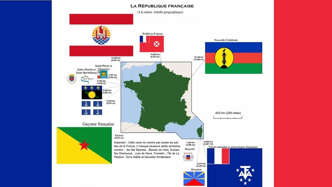 La France D'outre-Mer dedans Carte France D Outre Mer