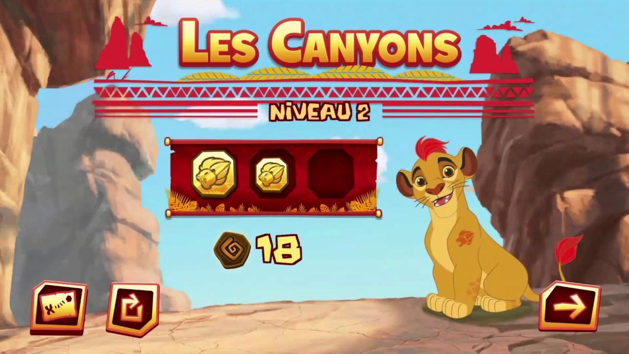La Garde Du Roi Lion - Jeux Disney Français - Android & Ios Pour Enfants #3 avec Jeux Gratuit Pour Enfant Sur Pc