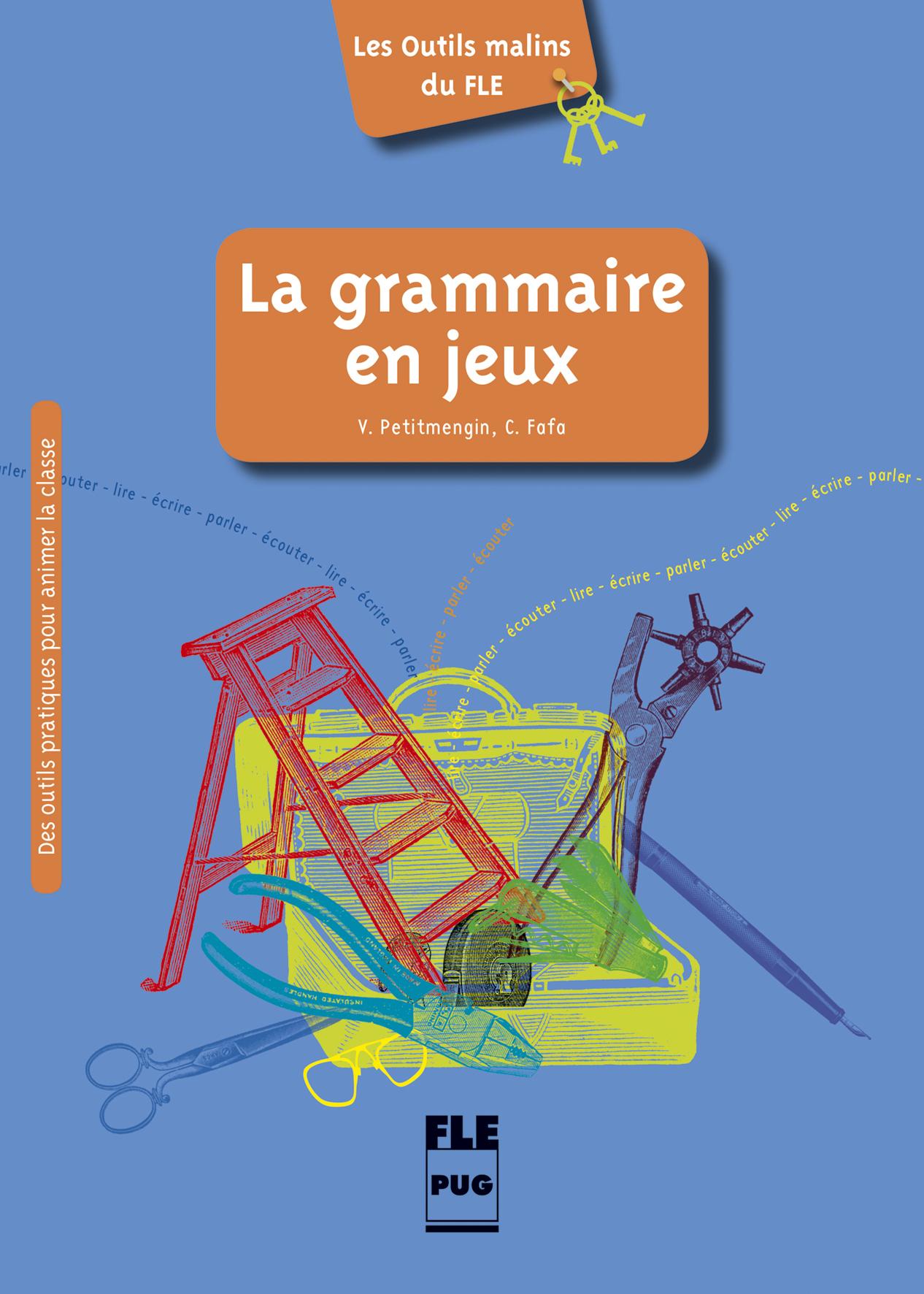 La Grammaire En Jeux - - Violette Petitmengin, Clémence Fafa concernant Jeux Ludique En Ligne