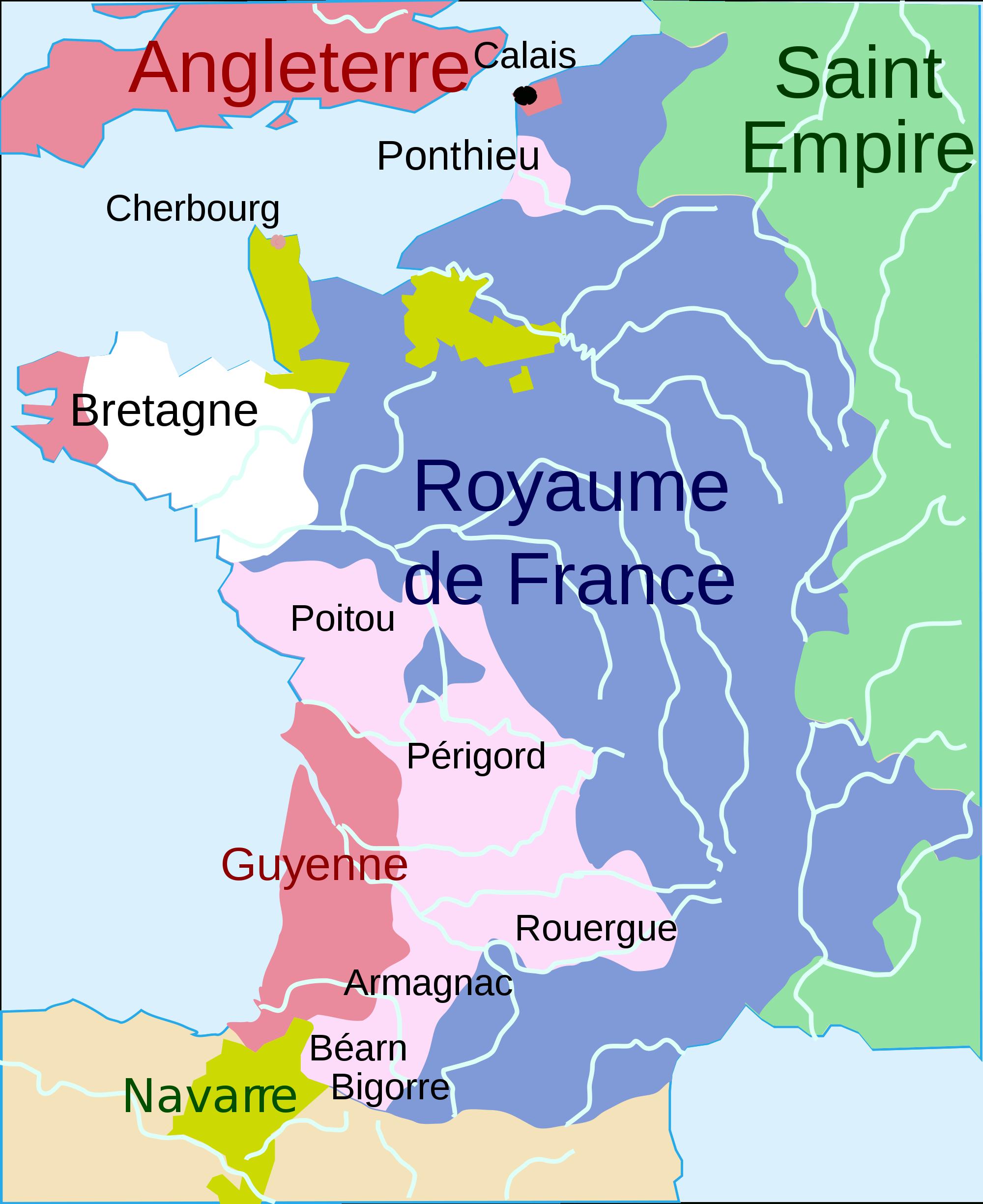 La Guerre De France Carte tout Carte De France Grand Format