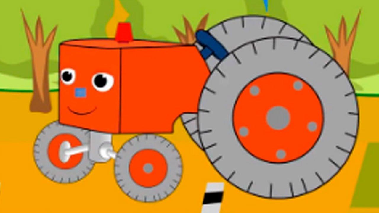 La Journée Du Tracteur | Dessiné Animé En Français Pour Les Enfants serapportantà Sam Le Tracteur Dessin Anime