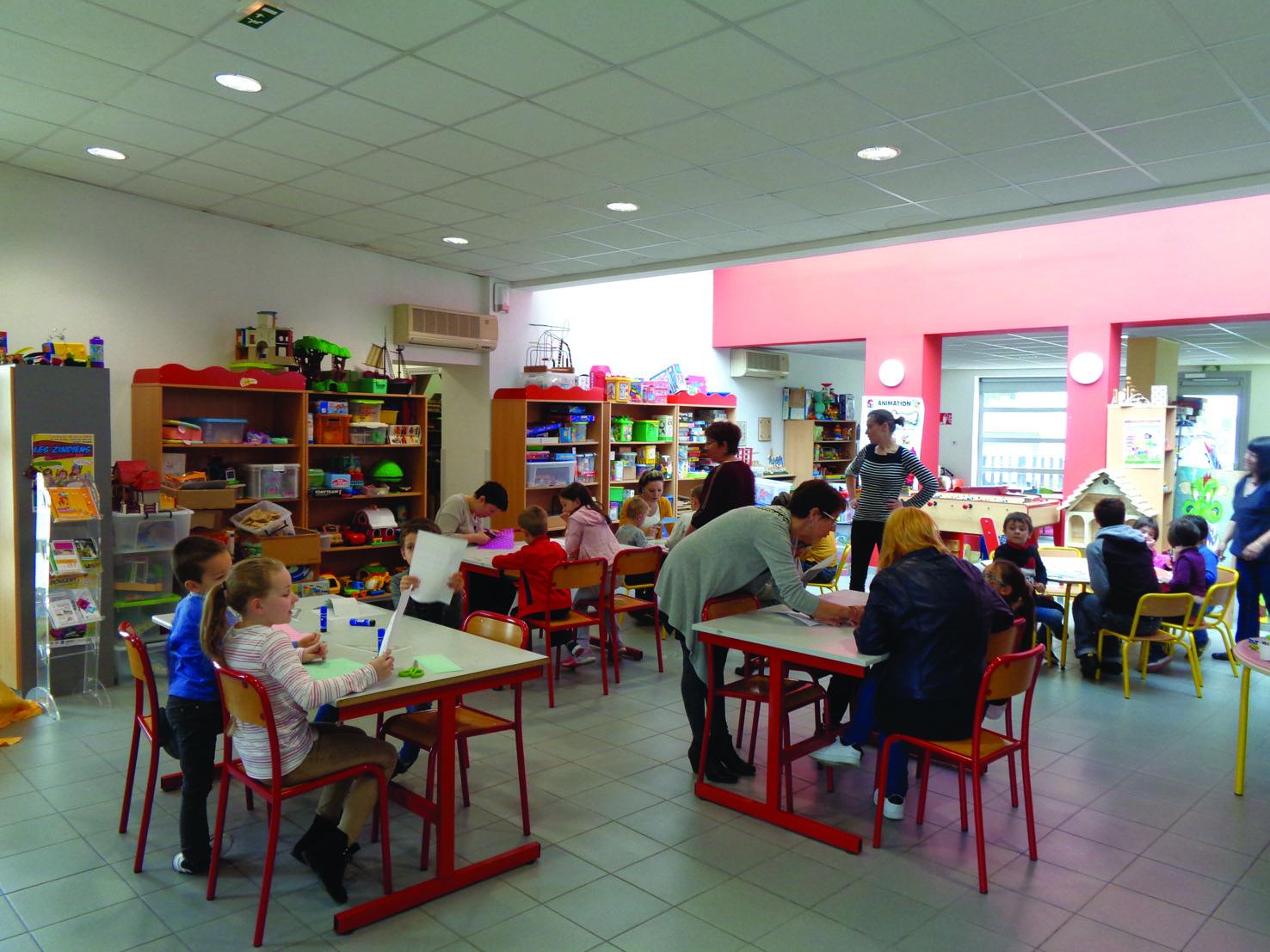 La Ludothèque - Ville De Saint-Yorre concernant Jeux Educatif Gratuit Maternelle