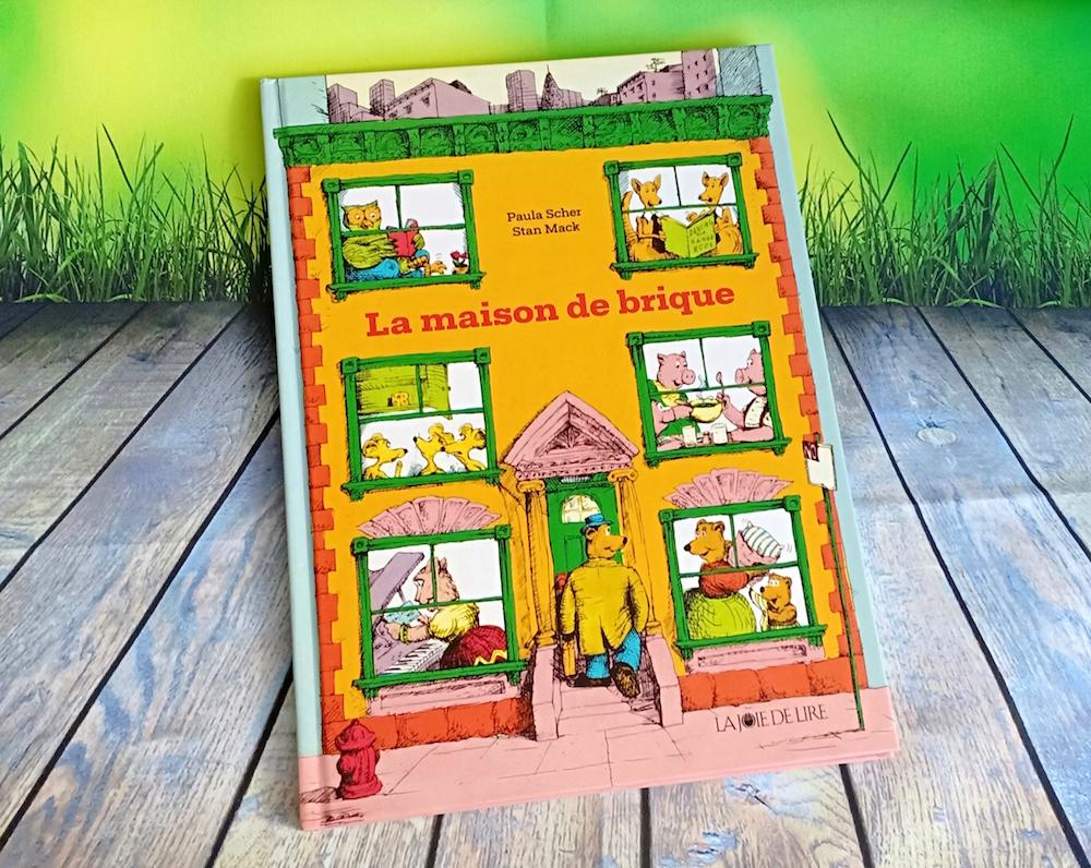 La Maison De Brique – Liyah.fr – Livre Enfant | Manga Shojo dedans Casse Brique Enfant