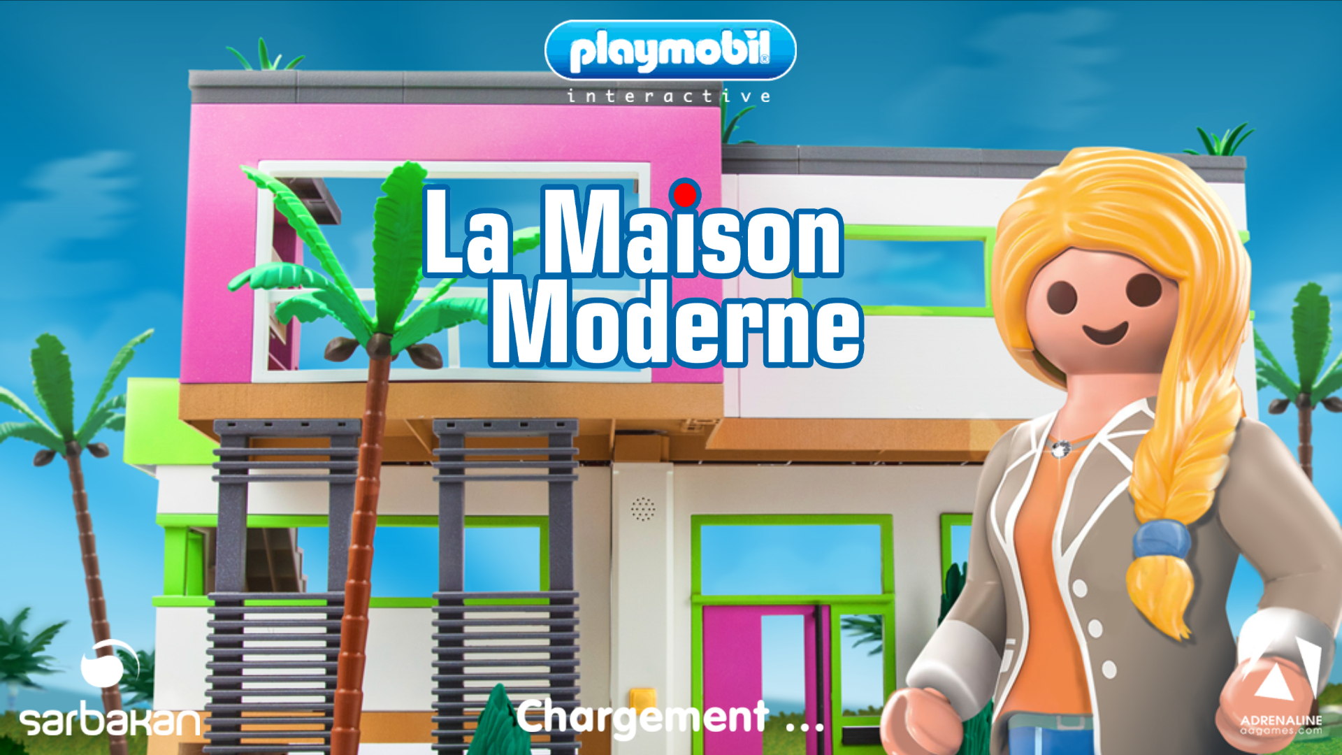 La Maison Moderne Playmobil Android 16/20 (Test, Photos) tout Jeux De Piece Gratuit