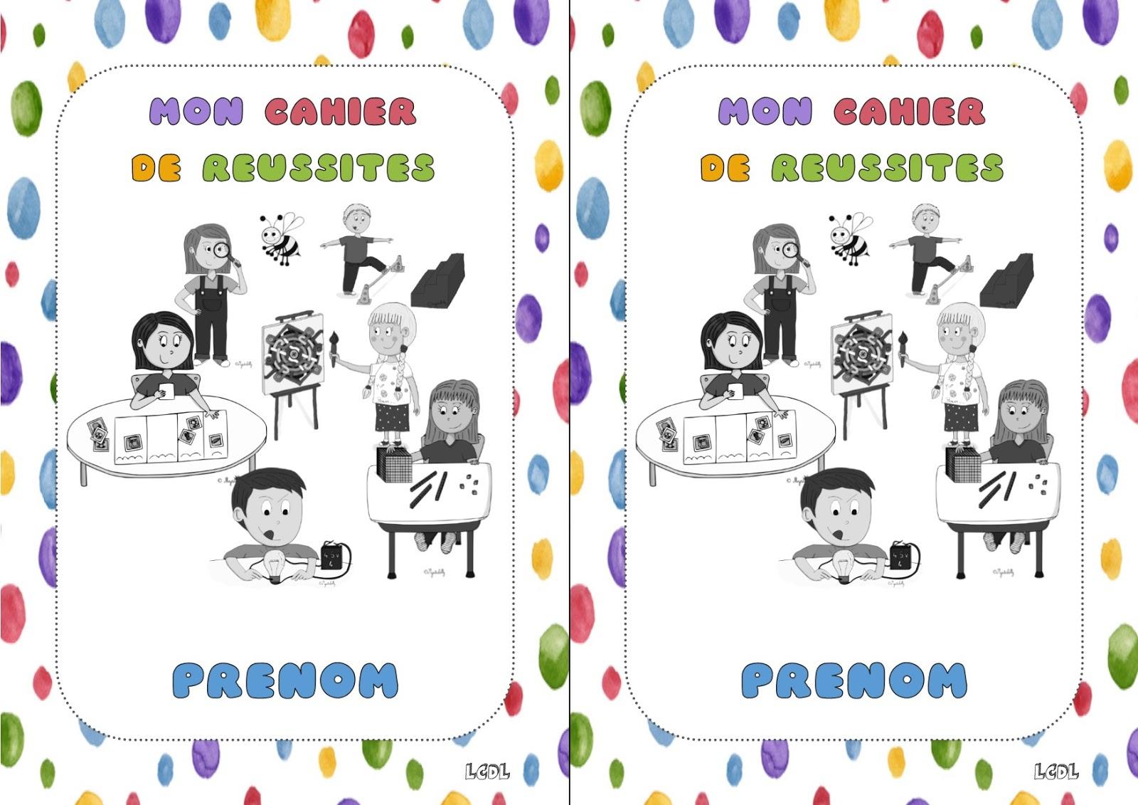 La Maternelle De Laurène: Août 2015 tout Cahier D Activité Maternelle