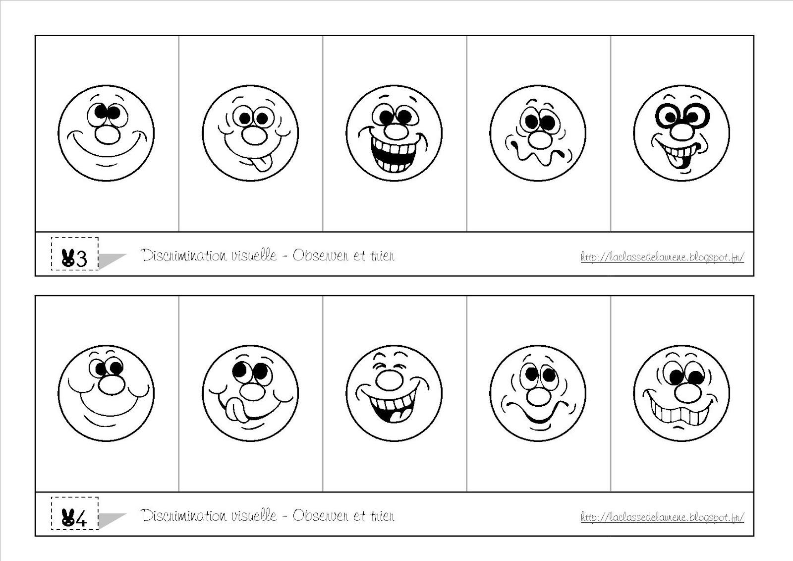 La Maternelle De Laurène: Fiches Boites À Compter destiné Fiche Petite Section À Imprimer