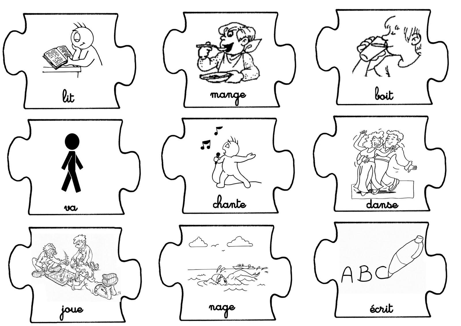 La Maternelle De Laurène: Jeu Pour Apprendre À Construire pour Jeux Pour Apprendre Les Mois De L Année