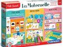 La Maternelle serapportantà Jeux Educatif 3 Ans