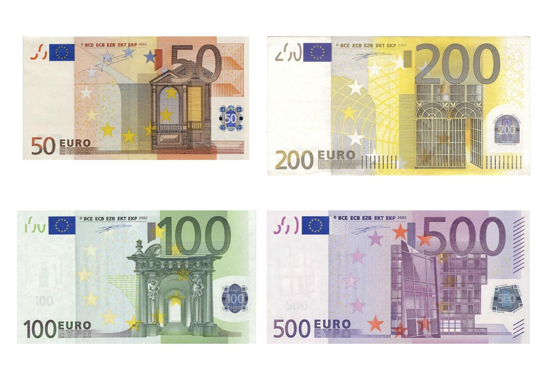 La Monnaie – Affichages Collectifs | Bout De Gomme destiné Pieces Et Billets Euros À Imprimer