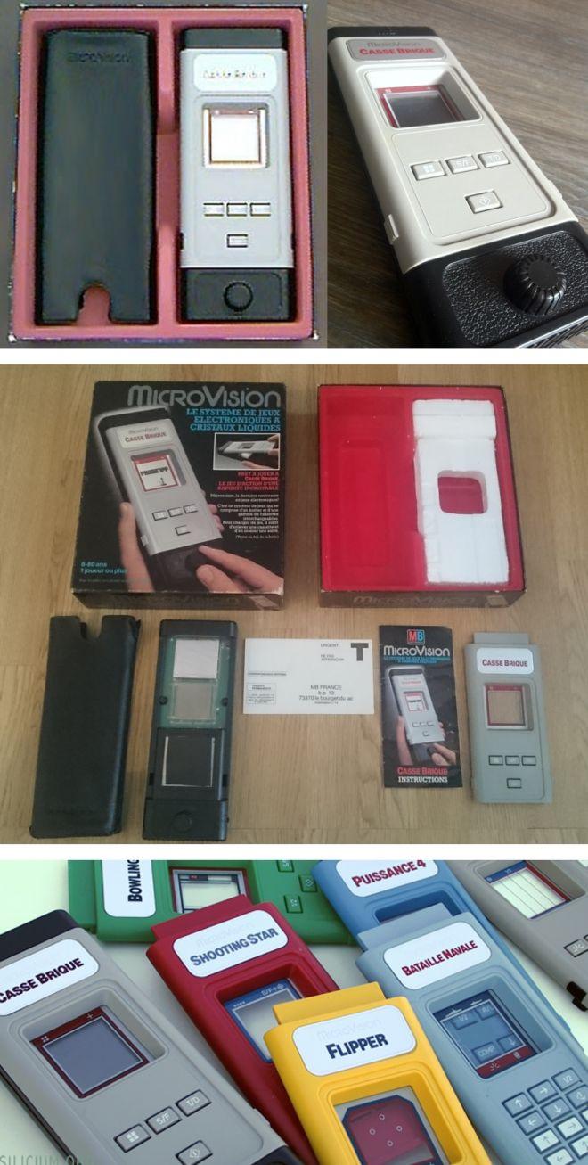 La Première Console Portable - Le Blog De Donald87 - Gameblog.fr dedans Casse Brique Enfant