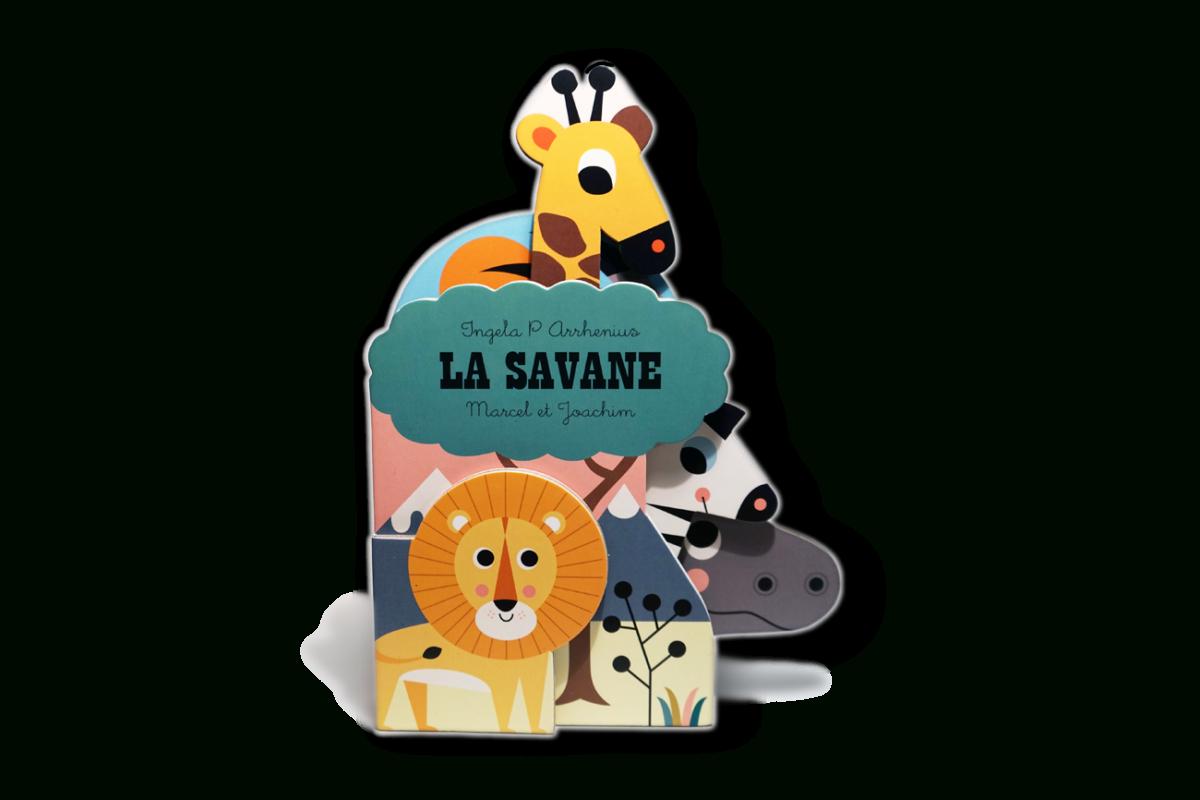 La Savane - Imagier Bébé En Carton - Ingela P Arrhenius destiné Imagier Bébé En Ligne