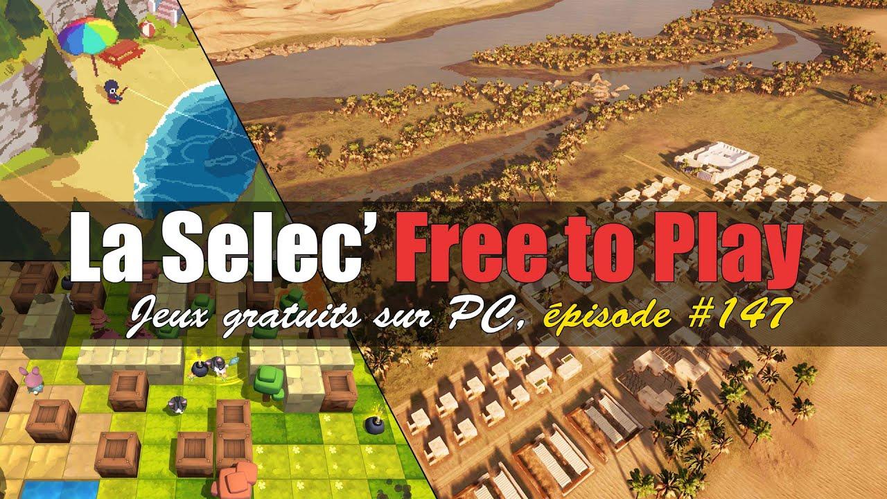 La Selec' Free To Play | Top 5 Jeux Gratuits Sur Pc (Épisode #147) intérieur Jeux Gratuit De Village