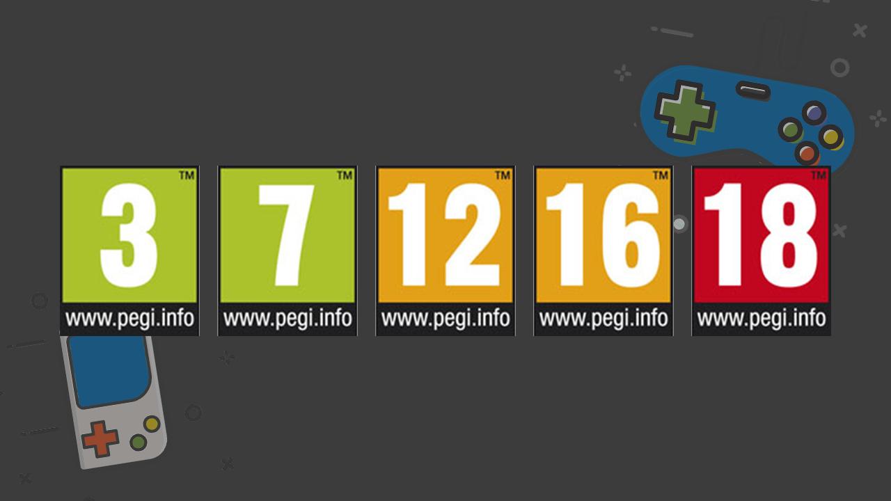 La Signalétique Pegi - Pédagojeux.fr avec Jeux Video Enfant 5 Ans