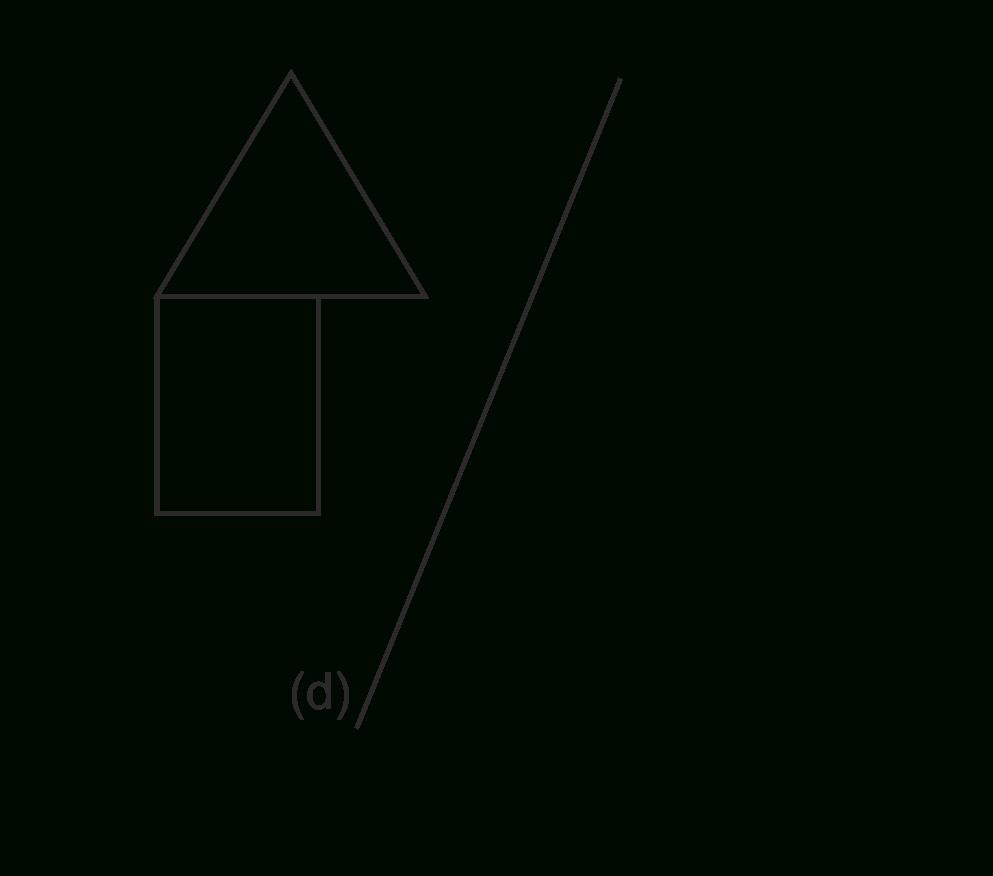 La Symétries Axiale Ou Centrale dedans Symétrie A Imprimer