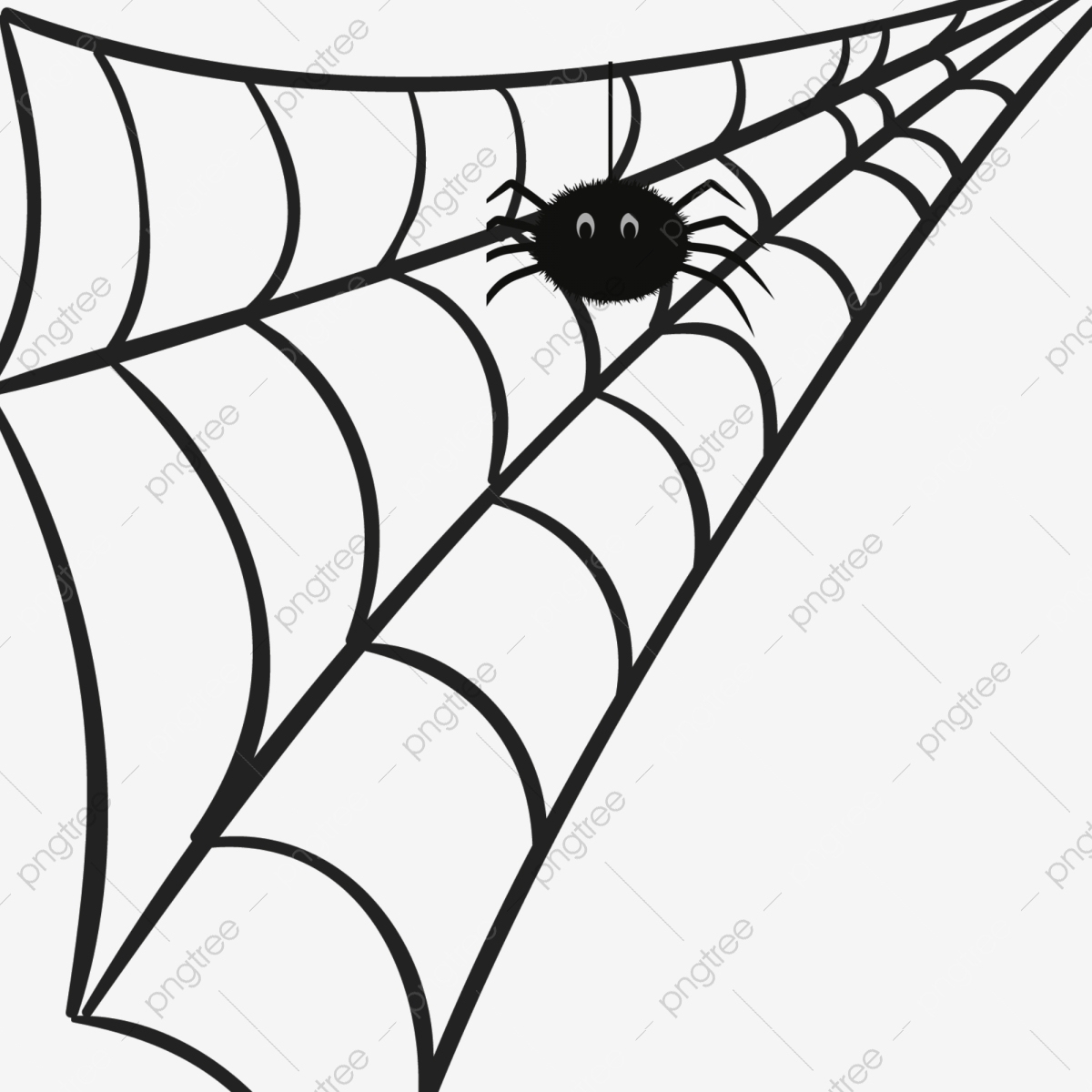 La Toile D'araignée Réseau Araignée De Dessin D'image De concernant Toile D Araignée Dessin