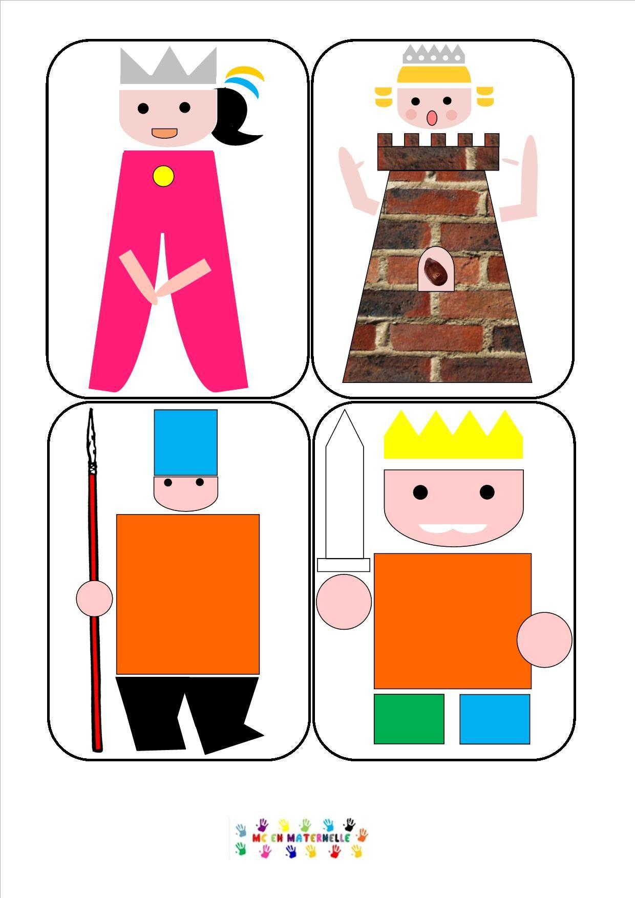 La Très Grande Princesse – Puzzle 6 Et 9 Pièces | Grand à Puzzle En Ligne Maternelle