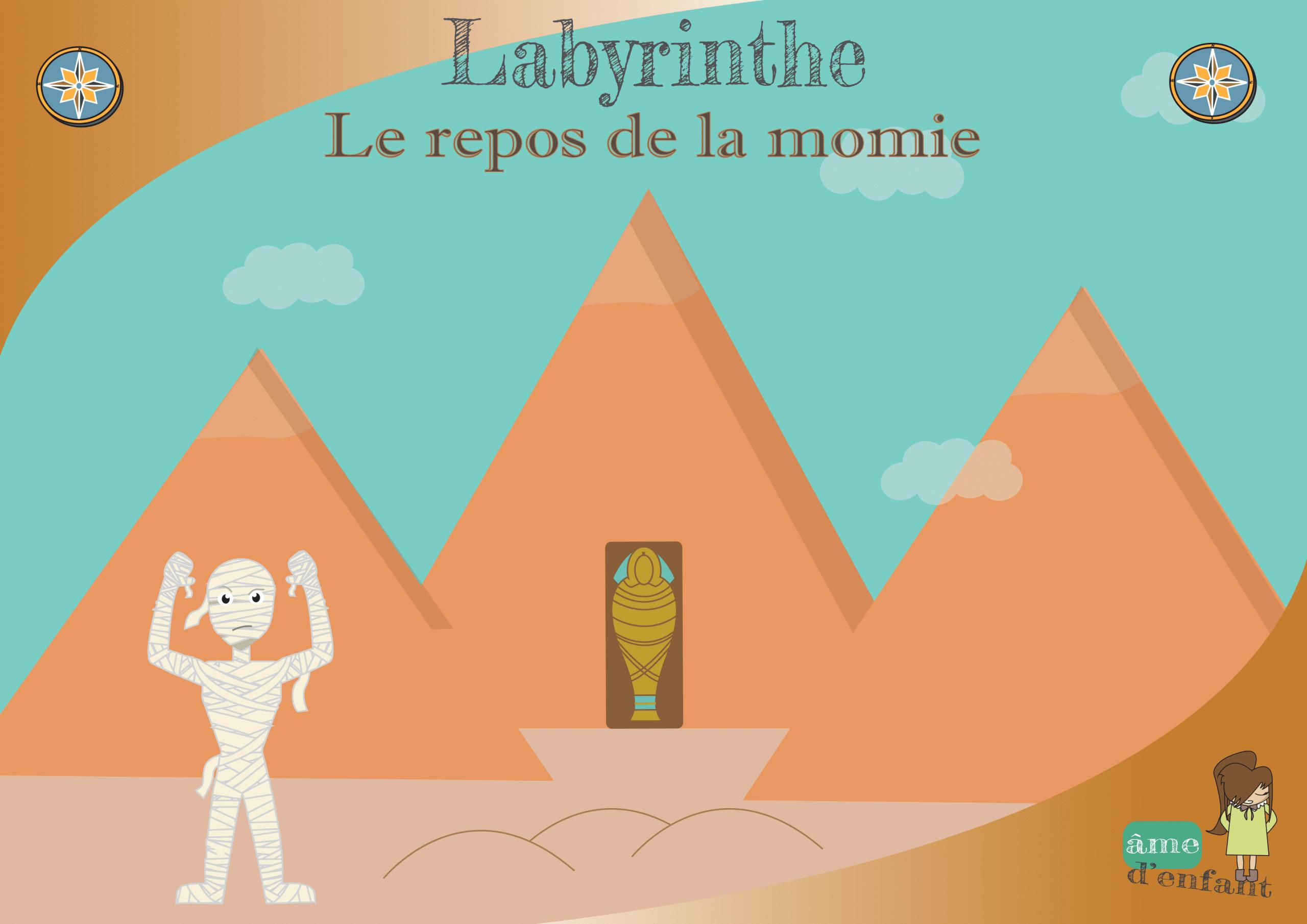 Labyrinthe De La Momie serapportantà Jeux De Labyrinthe Gratuit